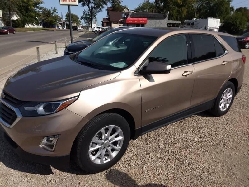 2018 Chevrolet Equinox for sale at Economy Motors in Muncie IN