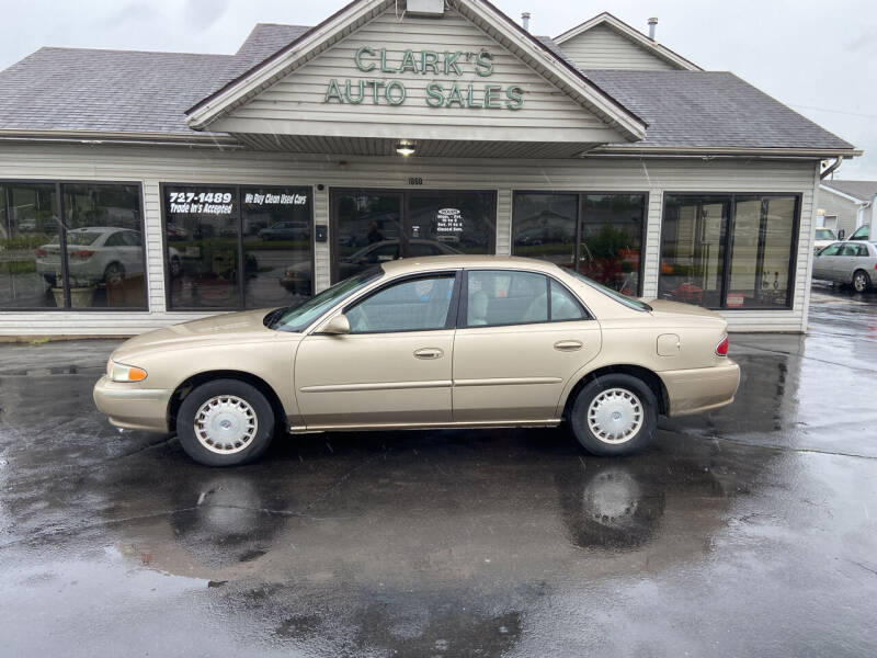 2005 Buick Century for sale at Clarks Auto Sales in Middletown OH
