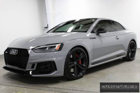 2019 Audi RS 5 for sale at Modern Motorcars in Nixa MO
