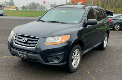 2010 Hyundai Santa Fe for sale at GLOVECARS.COM LLC in Johnstown NY