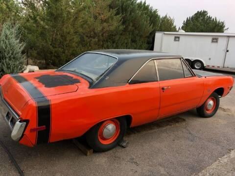 1972 Dodge Dart for sale at Classic Car Deals in Cadillac MI
