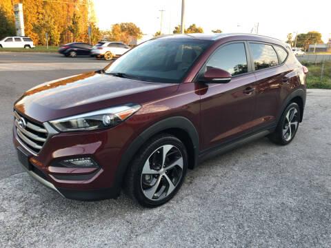 2016 Hyundai Tucson for sale at Reliable Motor Broker INC in Tampa FL