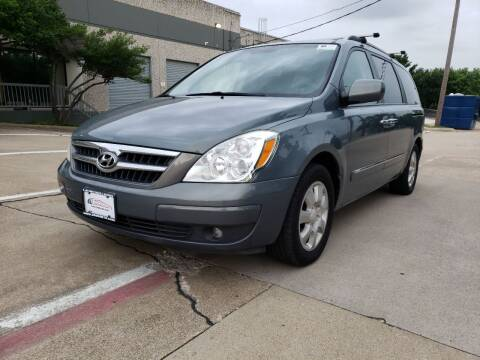 2007 Hyundai Entourage for sale at ZNM Motors in Irving TX