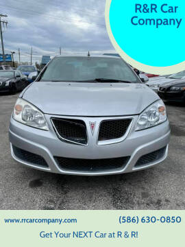 2007 Pontiac G6 for sale at R&R Car Company in Mount Clemens MI