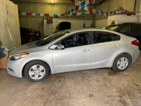 2016 Kia Forte for sale at Dream Cars 4 U in Hollywood FL