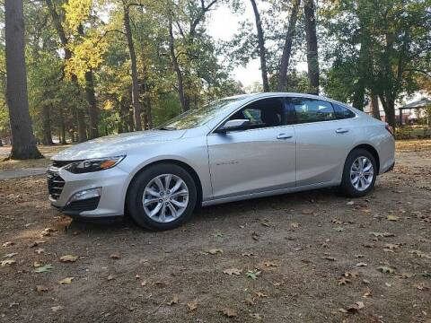 2019 Chevrolet Malibu for sale at CItywide Auto Credit in Oregon OH