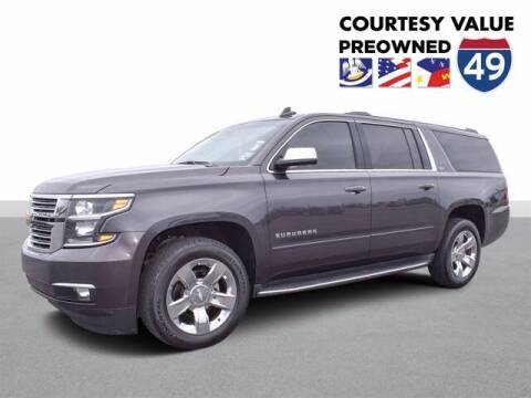 2016 Chevrolet Suburban for sale at Courtesy Value Pre-Owned I-49 in Lafayette LA
