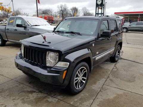 2011 Jeep Liberty for sale at Madison Motor Sales in Madison Heights MI