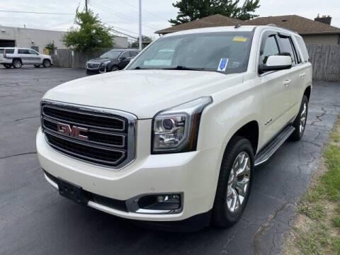 2015 GMC Yukon for sale at Cappellino Cadillac in Williamsville NY