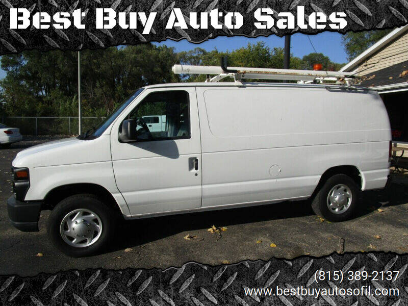 2011 Ford E-Series Cargo for sale at Best Buy Auto Sales in South Beloit IL