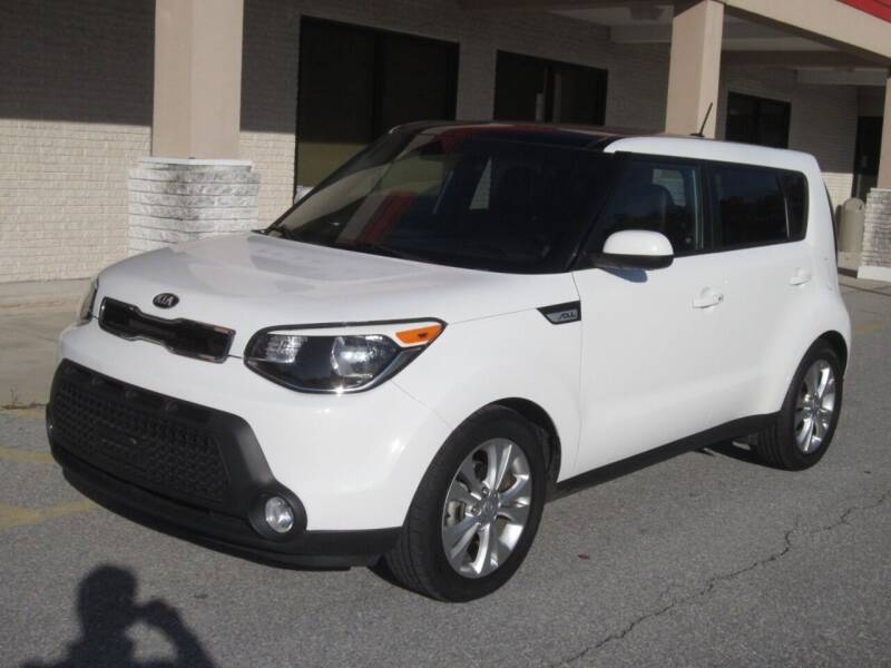 2015 Kia Soul for sale at PRIME AUTOS OF HAGERSTOWN in Hagerstown MD