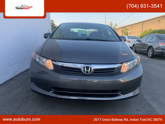 2012 Honda Civic for sale in Indian Trail, NC