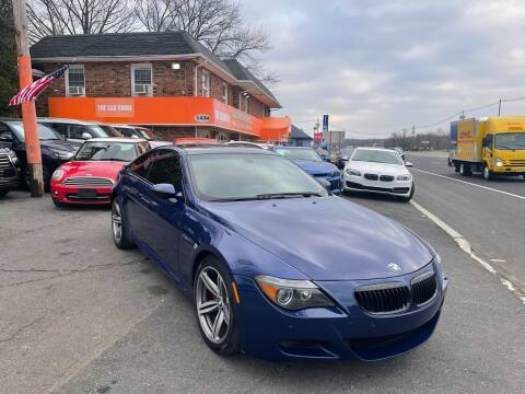 2006 BMW M6 for sale at Bloomingdale Auto Group - The Car House in Butler NJ
