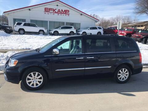 2012 Chrysler Town and Country for sale at Efkamp Auto Sales LLC in Des Moines IA
