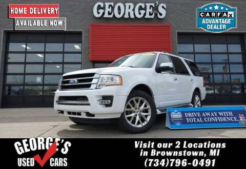 2017 Ford Expedition for sale at George's Used Cars - Pennsylvania & Allen in Brownstown MI