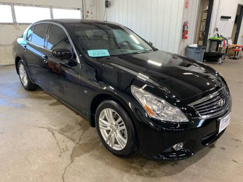 2015 Infiniti Q40 for sale at Premier Auto in Sioux Falls SD