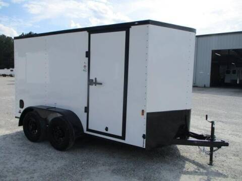 2022 Continental Cargo Sunshine 6x12 Vnose Tandem Axl for sale at Vehicle Network - HGR'S Truck and Trailer in Hope Mills NC