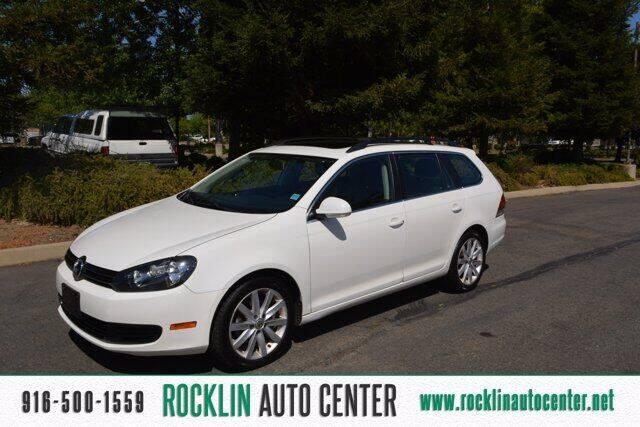 2011 Volkswagen Jetta for sale at Rocklin Auto Center in Rocklin CA