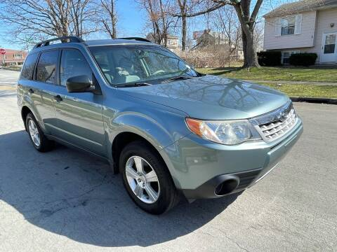 2011 Subaru Forester for sale at Via Roma Auto Sales in Columbus OH
