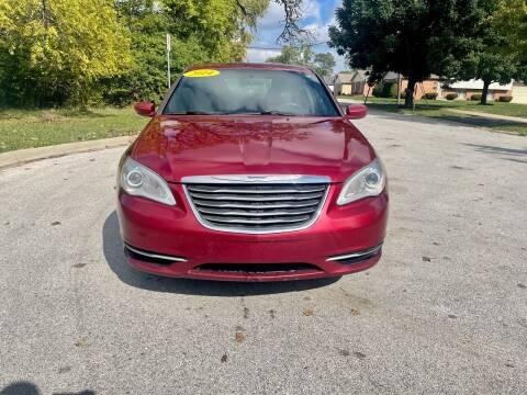 2014 Chrysler 200 for sale at Posen Motors in Posen IL