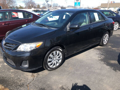 2013 Toyota Corolla for sale at Prospect Auto Mart in Peoria IL