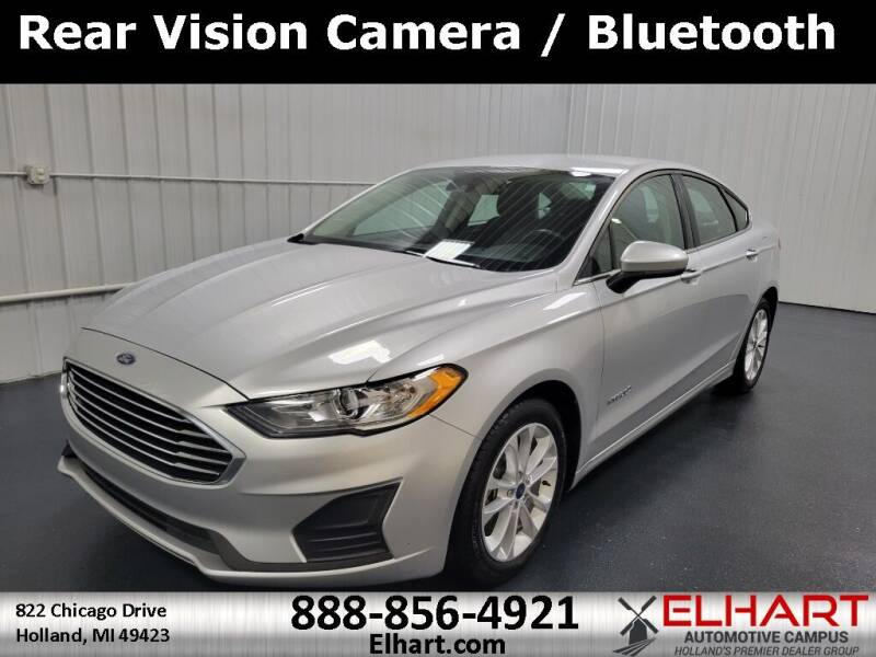 2019 Ford Fusion Hybrid for sale in Holland, MI