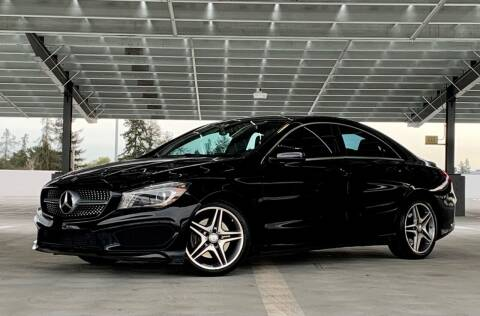 2014 Mercedes-Benz CLA for sale at Car Hero LLC in Santa Clara CA