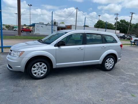 2014 Dodge Journey for sale at Superior Used Cars LLC in Claremore OK