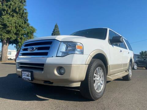 2009 Ford Expedition for sale at Pacific Auto LLC in Woodburn OR