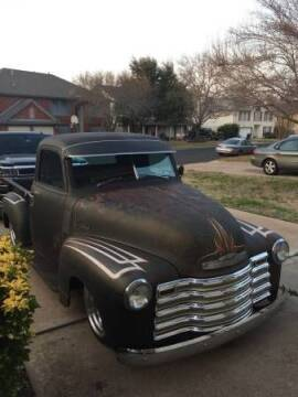 1953 Chevrolet 3100 for sale at Classic Car Deals in Cadillac MI