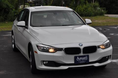 2013 BMW 3 Series for sale at Amati Auto Group in Hooksett NH