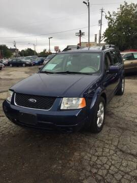 2007 Ford Freestyle for sale at Big Bills in Milwaukee WI