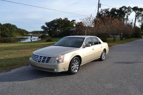 2008 Cadillac DTS for sale at Car Bazaar in Pensacola FL