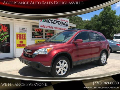 2007 Honda CR-V for sale at Acceptance Auto Sales Douglasville in Douglasville GA