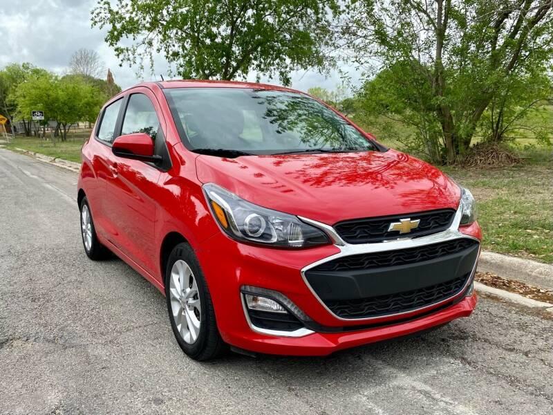 2020 Chevrolet Spark for sale at Texas Auto Trade Center in San Antonio TX