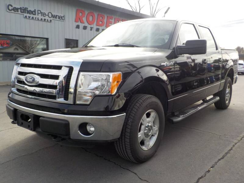 2011 Ford F-150 for sale at Roberti Automotive in Kingston NY