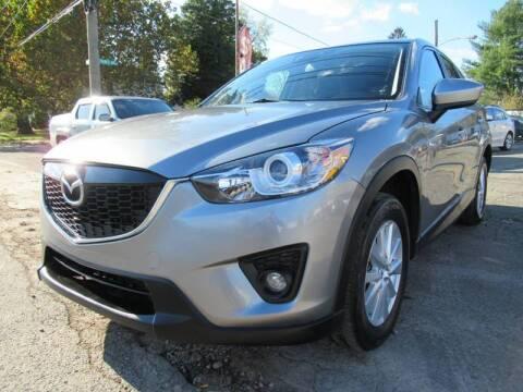 2014 Mazda CX-5 for sale at PRESTIGE IMPORT AUTO SALES in Morrisville PA
