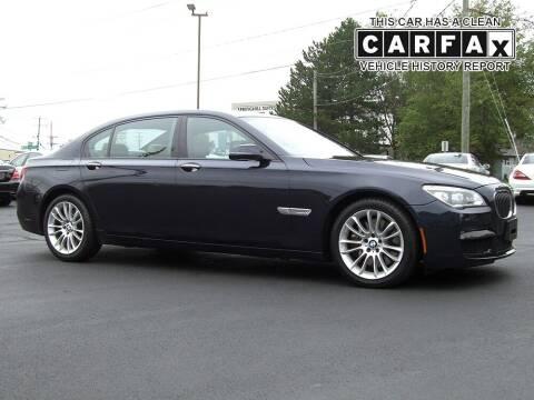 2014 BMW 7 Series for sale at Atlantic Car Company in Windsor Locks CT