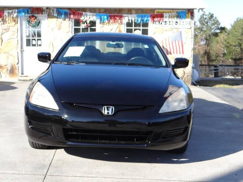 2005 Honda Accord for sale at Flywheel Auto Sales Inc in Woodstock GA