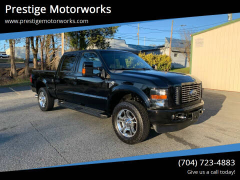 2010 Ford F-250 Super Duty for sale at Prestige Motorworks in Concord NC