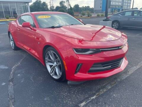 2018 Chevrolet Camaro for sale at Bayird Truck Center in Paragould AR