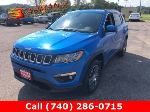 2018 Jeep Compass for sale at Carmans Used Cars & Trucks in Jackson OH