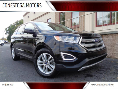 2017 Ford Edge for sale at CONESTOGA MOTORS in Ephrata PA