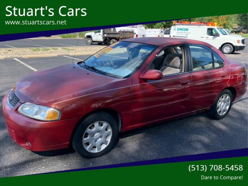 2000 Nissan Sentra for sale at Stuart's Cars in Cincinnati OH