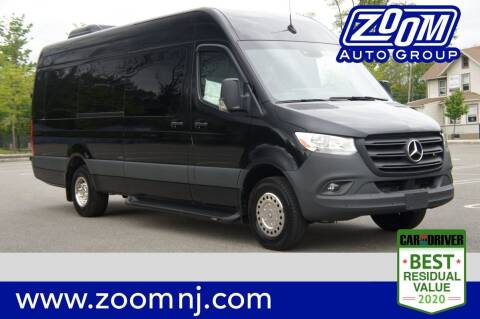 2020 Mercedes-Benz Sprinter Cargo for sale at Zoom Auto Group in Parsippany NJ