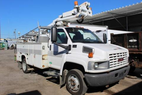 2005 GMC C5500 for sale at Truck and Van Outlet - All Inventory in Hollywood FL