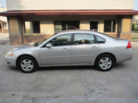 2006 Chevrolet Impala for sale at Settle Auto Sales STATE RD. in Fort Wayne IN