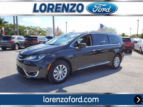 2018 Chrysler Pacifica for sale at Lorenzo Ford in Homestead FL