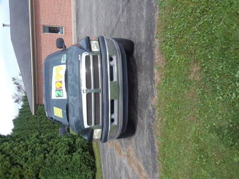 2001 Dodge Ram Pickup 1500 for sale at Dun Rite Car Sales in Downingtown PA