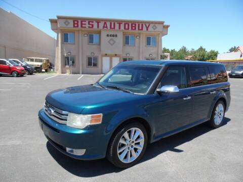 2011 Ford Flex for sale at Best Auto Buy in Las Vegas NV